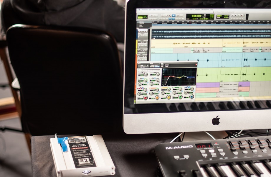 Formation certifiante Pro Tools